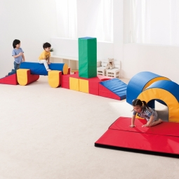 Weplay Soft Gym (12pcs)