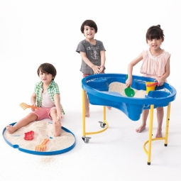 Sand & Water Table (Blue)