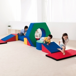 Weplay Soft Gym (9 pcs)