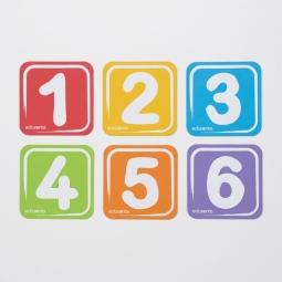 edusante Magnetic Number Set