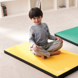 Weplay Exercise Mat (Yellow)